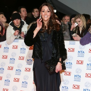 Suranne Jones in National Television Awards 2013 - Arrivals