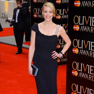 Suranne Jones in The Olivier Awards 2013 - Arrivals