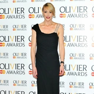 Suranne Jones in The Olivier Awards 2013 - Press Room