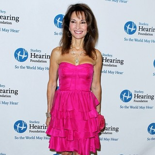Susan Lucci in Primetime and Daytime Stars Join The Starkey Hearing Foundation