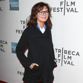 Susan Sarandon in 2012 Tribeca Film Festival - Tribeca Talks Director Series - Arrivals