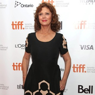 Susan Sarandon in 38th Toronto International Film Festival - Night Moves - Premiere
