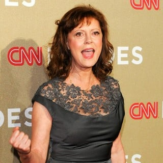 Susan Sarandon in CNN Heroes: An All-Star Tribute - Arrivals