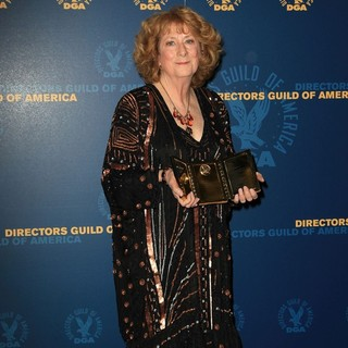 Susan Zwerman in 65th Annual Directors Guild of America Awards - Press Room