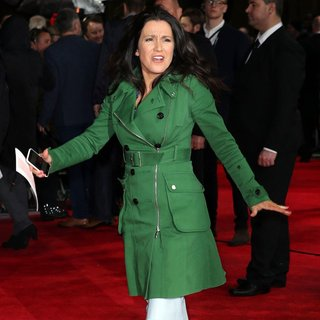 Susanna Reid in World Premiere of Edge of Tomorrow - Arrivals