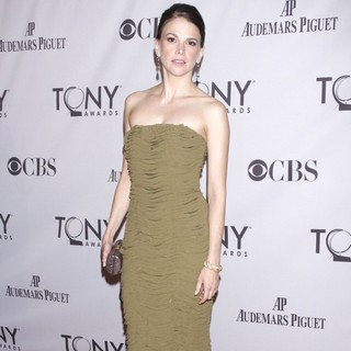 Sutton Foster in The 65th Annual Tony Awards - Arrivals