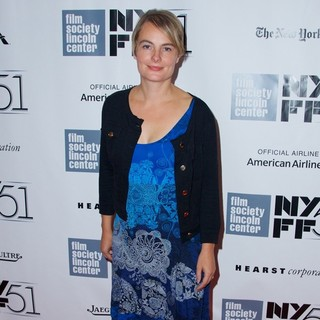 Suvi Andrea Helminen in The 51st New York Film Festival - Inside Llewyn Davis Premiere - Arrivals