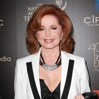 Suzanne Rogers in The 40th Annual Daytime Emmy Awards - Arrivals