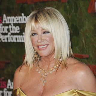 Suzanne Somers in Opening Night Gala of The Wallis Annenberg Center for The Performing Arts