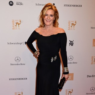 Suzanne von Borsody in Bambi Awards 2012