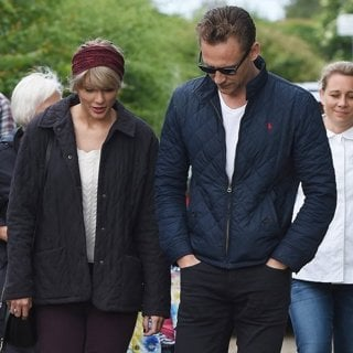 Taylor Swift and Tom Hiddleston Enjoy A Romantic Walk