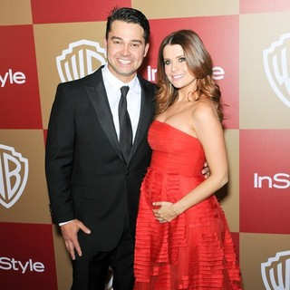 InStyle and Warner Bros. Golden Globe After Party