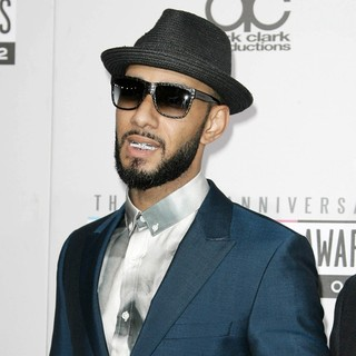Swizz Beatz in The 40th Anniversary American Music Awards - Arrivals