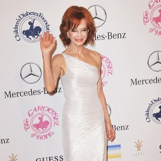 Swoosie Kurtz in 26th Anniversary Carousel of Hope Ball - Presented by Mercedes-Benz - Arrivals - swoosie-kurtz-26th-anniversary-carousel-of-hope-ball-06