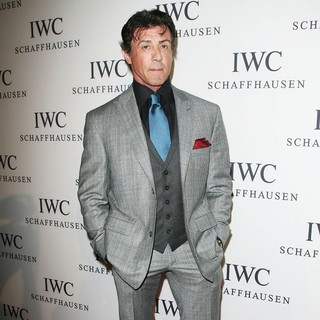 Sylvester Stallone in IWC Schaffhausen Presents Peter Lindbergh's A Night in Portofino