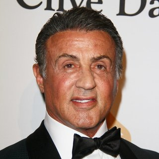 Sylvester Stallone - Clive Davis 2016 Pre-Grammy Gala - Arrivals