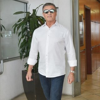 Sylvester Stallone in Sylvester Stallone Goes Out to Lunch