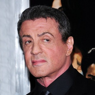 Sylvester Stallone in New York Premiere of Bullet to the Head
