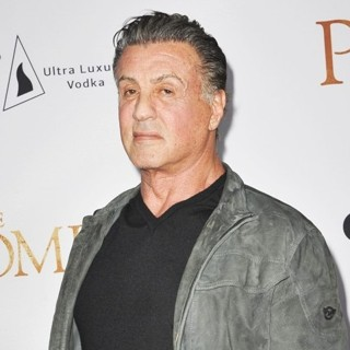 Sylvester Stallone in Premiere of Open Road Films' The Promise - Arrivals