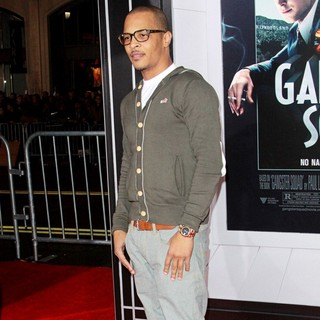 T.I. in The Los Angeles World Premiere of Gangster Squad - Arrivals