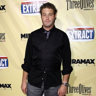 T.J. Miller in The Premiere of Extract - Arrivals