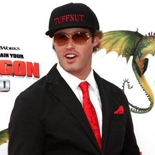 T.J. Miller in Los Angeles Premiere of How to Train Your Dragon