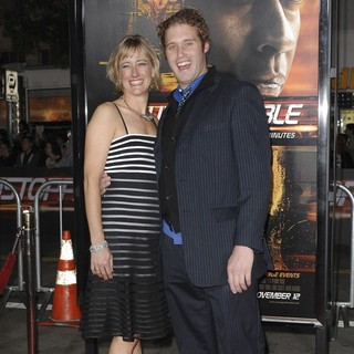 T.J. Miller in Los Angeles Premiere of Unstoppable