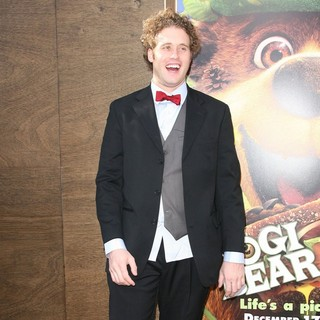 T.J. Miller in Los Angeles Premiere of Yogi Bear