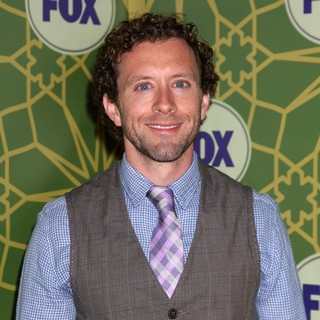 T.J. Thyne in Fox 2012 All Star Winter Party - Arrivals