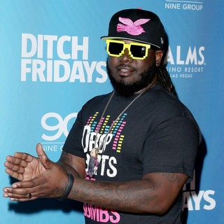T-Pain in T-Pain Attend Ditch Fridays