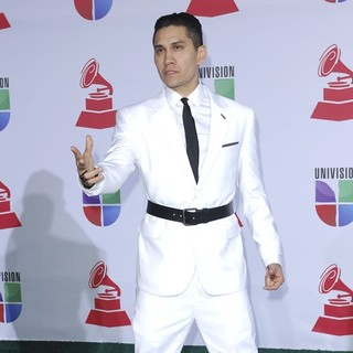 Taboo in The 12th Annual Latin GRAMMY Awards - Arrivals