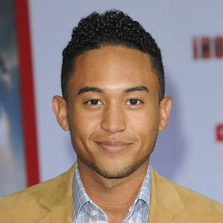 Tahj Mowry in Iron Man 3 Los Angeles Premiere - Arrivals