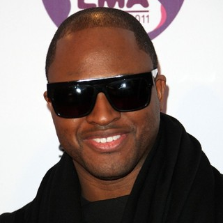 Taio Cruz - The MTV Europe Music Awards 2011 (EMAs) - Arrivals
