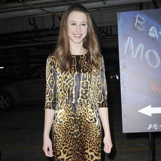 Taissa Farmiga in The Premiere of Bates Motel - Arrivals - taissa-farmiga-premiere-bates-motel-02