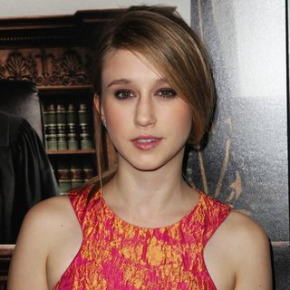 Taissa Farmiga in Premiere of Warner Bros. Pictures and Village Roadshow Pictures' The Judge