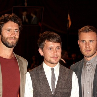 Take That in The Three Musketeers Film Premiere - Arrivals