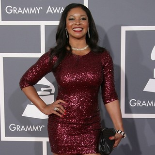 Tamala Jones in 55th Annual GRAMMY Awards - Arrivals