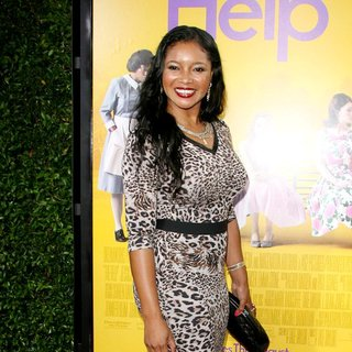 Tamala Jones in World Premiere of The Help