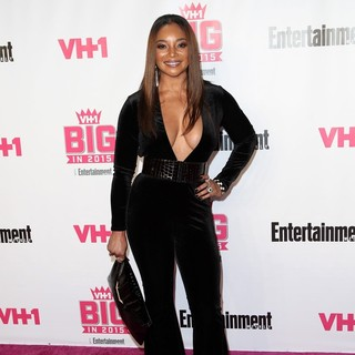 Tamala Jones in VH1 Big in 2015 with Entertainment Weekly Awards - Arrivals