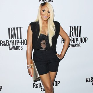 Tamar Braxton in 2014 BMI RnB - Hip-Hop Awards