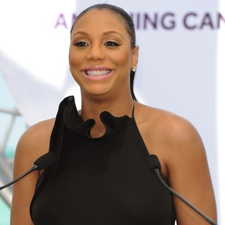 Tamar Braxton in BET Awards 2013 Press Conference