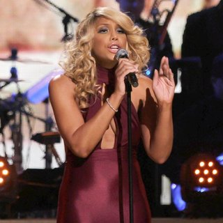 Tamar Braxton in The BET Honors 2014 - Performances