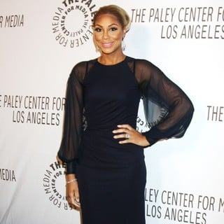 Tamar Braxton in The Paley Center for Media's Annual Los Angeles Benefit