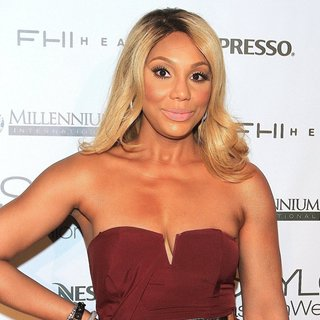 Tamar Braxton in Style Fashion Week LA