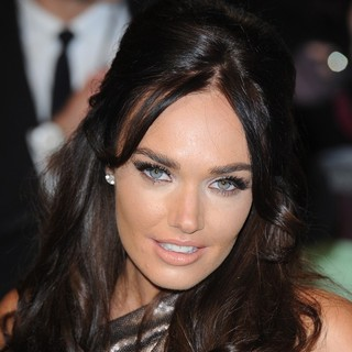 Tamara Ecclestone in The Twilight Saga's Breaking Dawn Part I UK Film Premiere - Arrivals