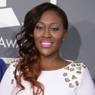 Tamara Johnson in 55th Annual GRAMMY Awards - Arrivals