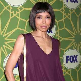 Tamara Taylor in Fox 2012 All Star Winter Party - Arrivals