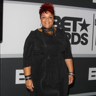Tamela Mann in The 2014 BET Awards - Press Room