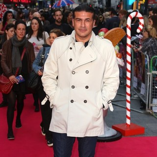 Tamer Hassan in UK Premiere of Katy Perry: Part of Me - Arrivals