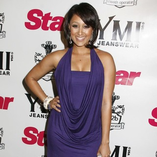 Tamera Mowry in Star Magazine Event Celebrating Young Hollywood Issue - Arrivals